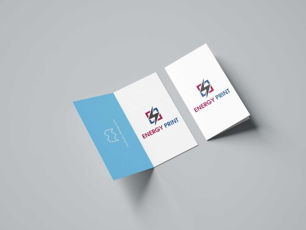 Επαγγελματικές Κάρτες Διπλές